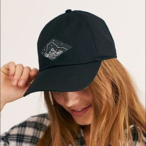 Free People x United by Blue Baseball Hat
